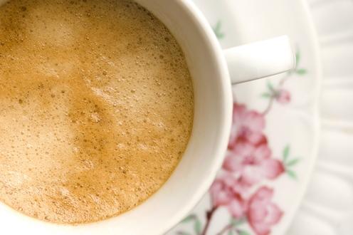 Artikelgebend ist die Herstellung von Butterkaffee