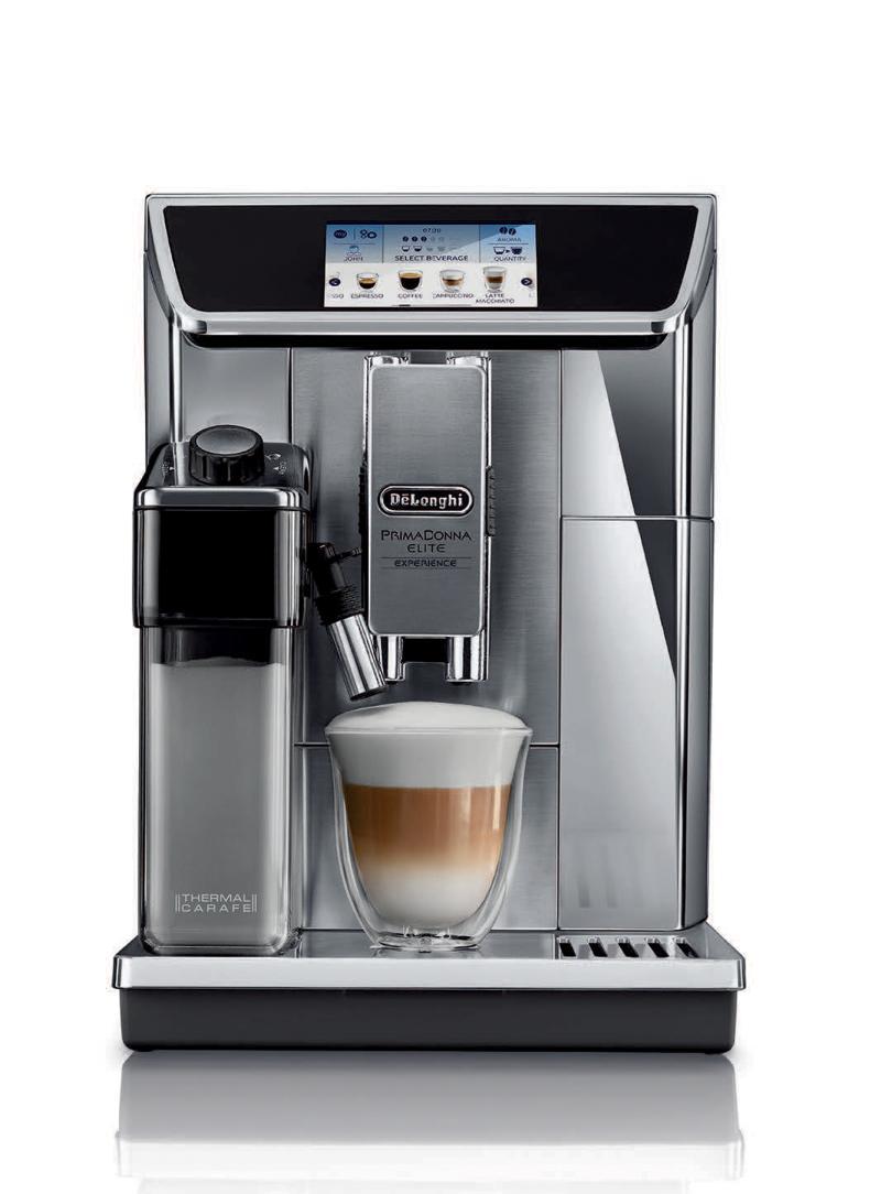 Mehr als nur eine Kaffeemaschine: Die neue PrimaDonna Elite Experience