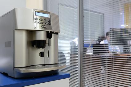 Kaffeemaschinen im Büro