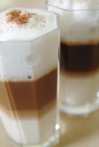 Latte macchiato, Foto:  L.S. - Fotolia.com