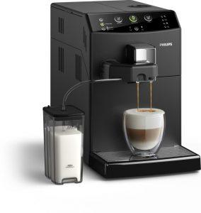 Die neuen Philips Easy Cappuccino Kaffeevollautomaten zaubern Lieblingskaffee auf Knopfdruck