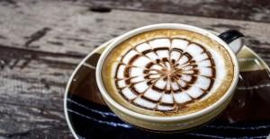 coffee, Kaffee, Milchschaum